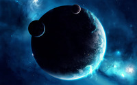 Planets [15] wallpaper 1920x1200 jpg