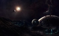 Planets [5] wallpaper 1920x1200 jpg
