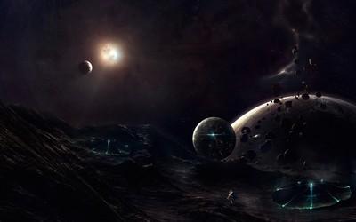 Planets [5] wallpaper