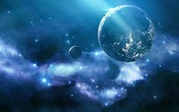 Planets wallpaper 2560x1600 jpg
