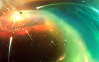 Planets & Comets wallpaper 1920x1200 jpg