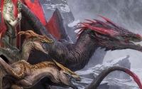 Queen of the dragons wallpaper 1920x1080 jpg
