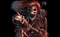 Scary skeleton wallpaper 1920x1080 jpg