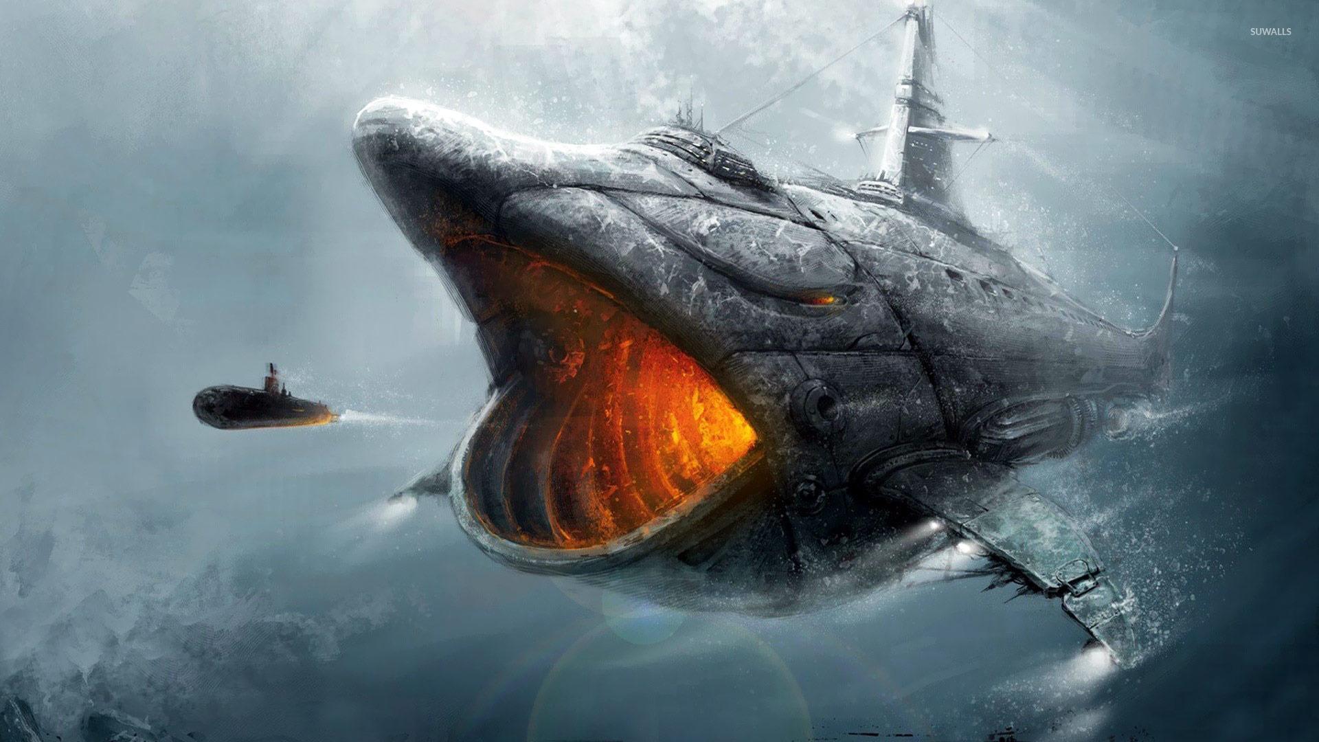 подводная лодка аргус