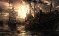 Ships wallpaper 1920x1080 jpg