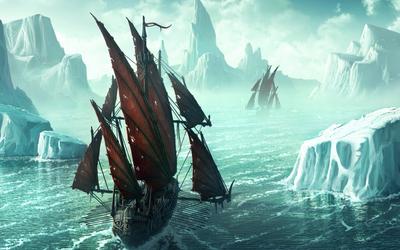 Ships [2] wallpaper