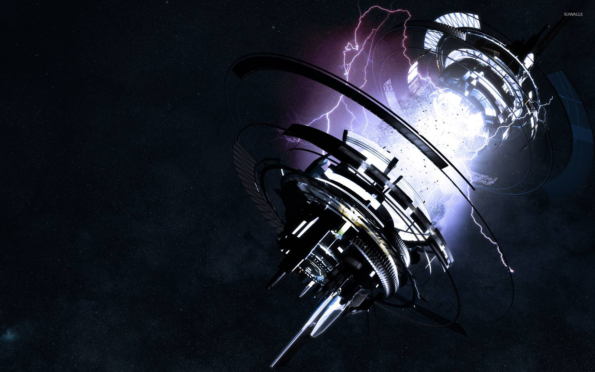 Space Weapon Wallpaper  Fantasy Wallpapers 14186