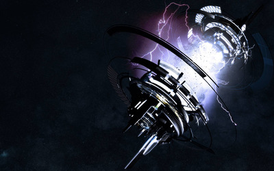 Space Weapon wallpaper