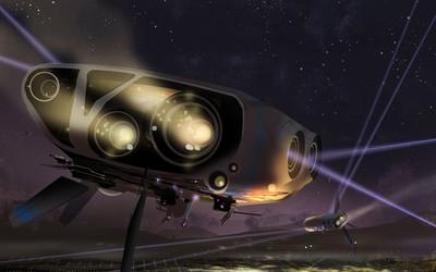 Spaceships [6] wallpaper