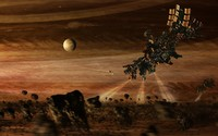 Spaceships [2] wallpaper 1920x1080 jpg