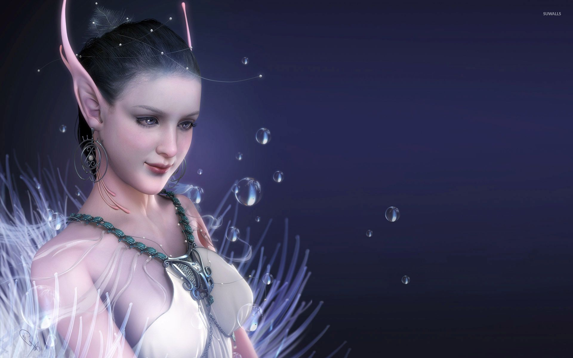 Elf girl chinese dating show