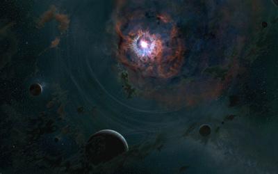 Supernova [3] wallpaper