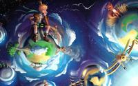 The Little Prince wallpaper 2560x1440 jpg