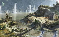 Town wallpaper 1920x1200 jpg