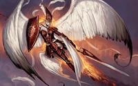 Warrior angel [5] wallpaper 2560x1600 jpg