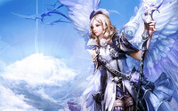 Warrior angel [3] wallpaper 1920x1200 jpg