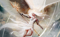Warrior angel wallpaper 2560x1600 jpg