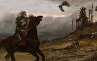 Warrior creature wallpaper 1920x1080 jpg