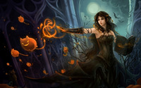 Witch wallpaper 1920x1200 jpg