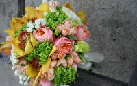 Beautiful bouquet [3] wallpaper 1920x1200 jpg