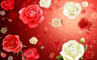 Roses [2] wallpaper 1920x1200 jpg