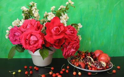 Spring bouquet [2] wallpaper