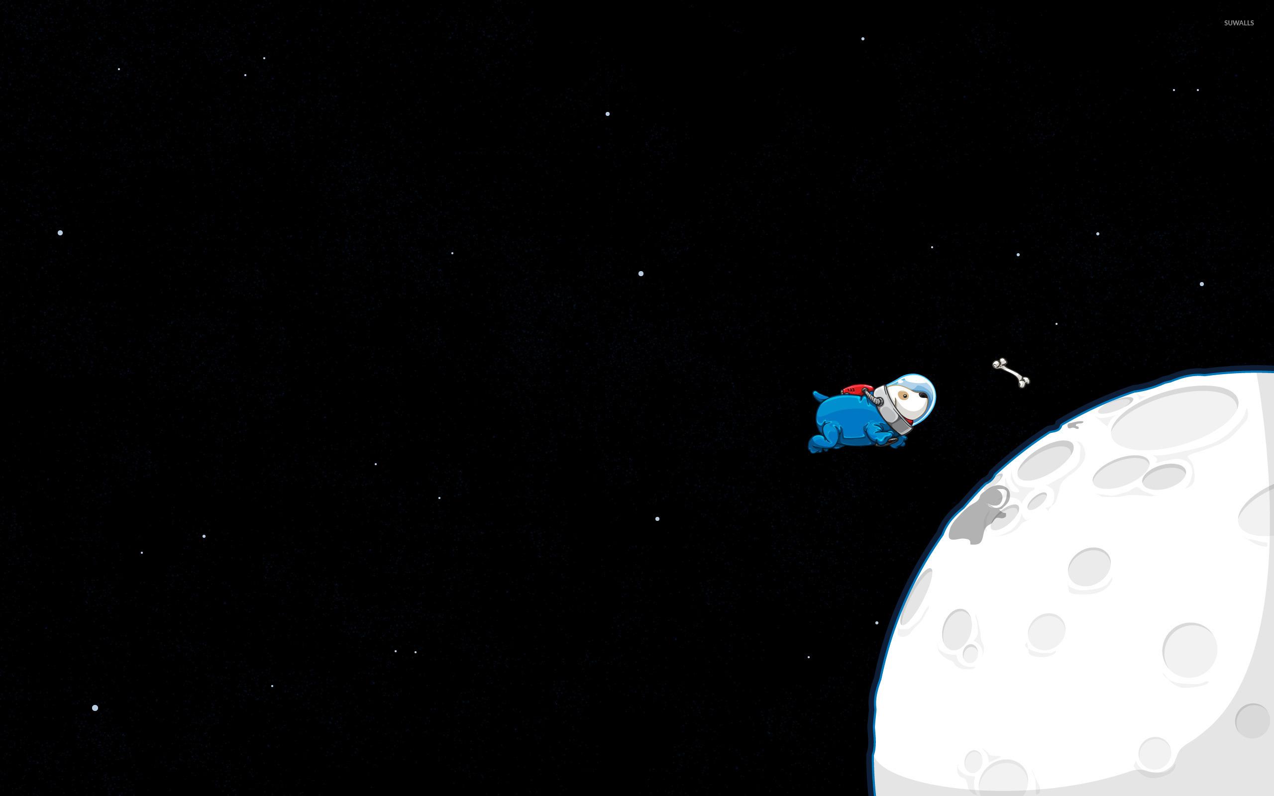 astronaut dog 20944