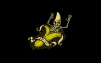 Banana skeleton wallpaper 1920x1200 jpg