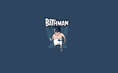 Bathman wallpaper