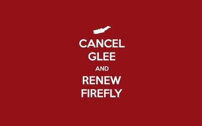 Cancel Glee wallpaper