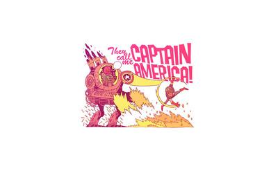 Captain America [3] wallpaper