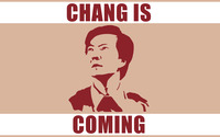 Chang is coming wallpaper 2560x1600 jpg