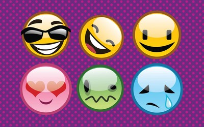 Emoticons wallpaper