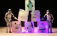 Frozen Stormtroopers wallpaper 3840x2160 jpg