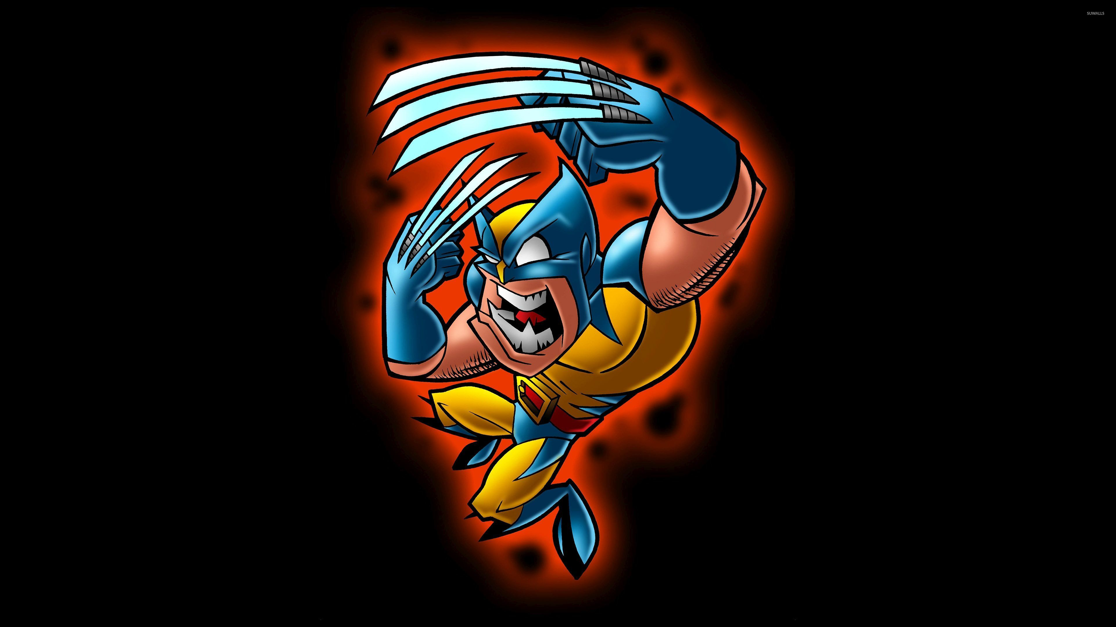Funny Wolverine wallpaper Funny wallpapers