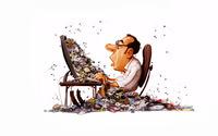 Living in garbage wallpaper 1920x1200 jpg