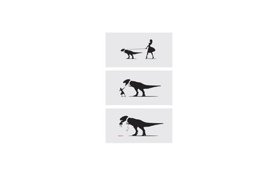 Pet dino wallpaper