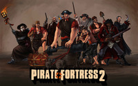 Pirate Fortress 2 wallpaper 1920x1200 jpg
