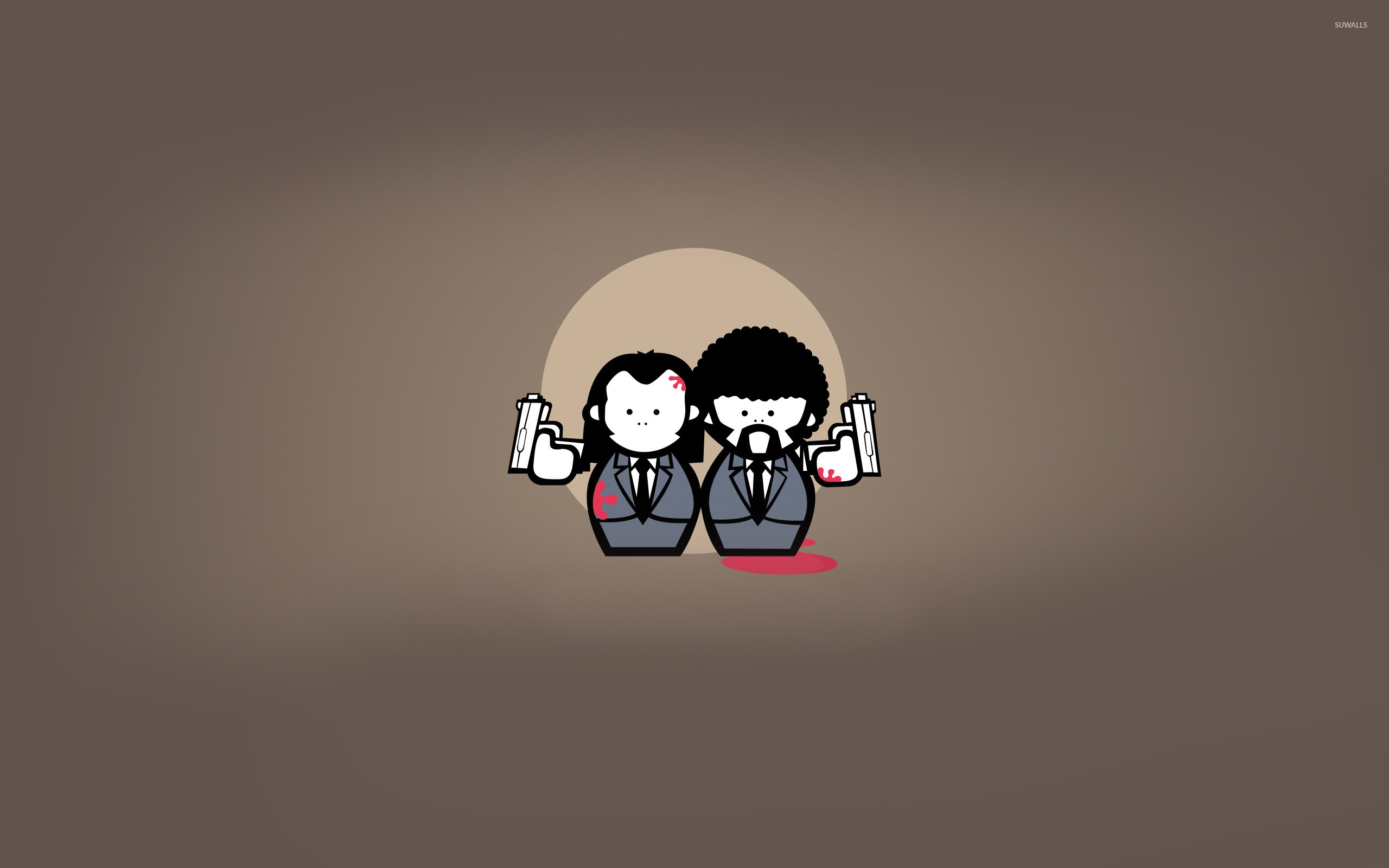 Pulp Fiction [2] Wallpaper