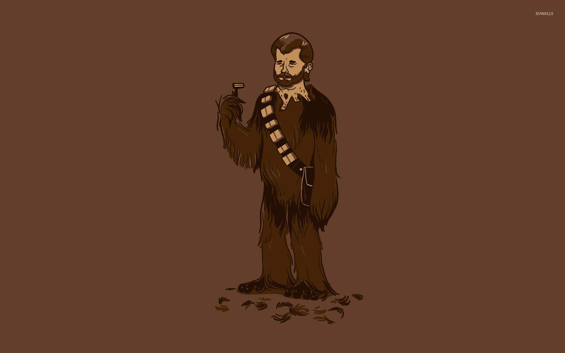 star wars chewbacca wallpaper - photo #19