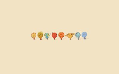 Solar System [2] wallpaper