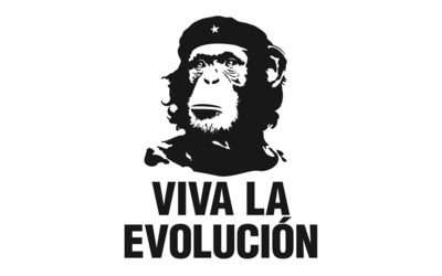 Viva la evolucion wallpaper