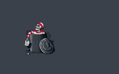 Waldo wins wallpaper