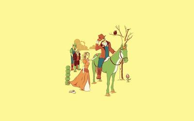 Western Mario wallpaper