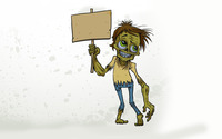 Zombie wallpaper 1920x1200 jpg