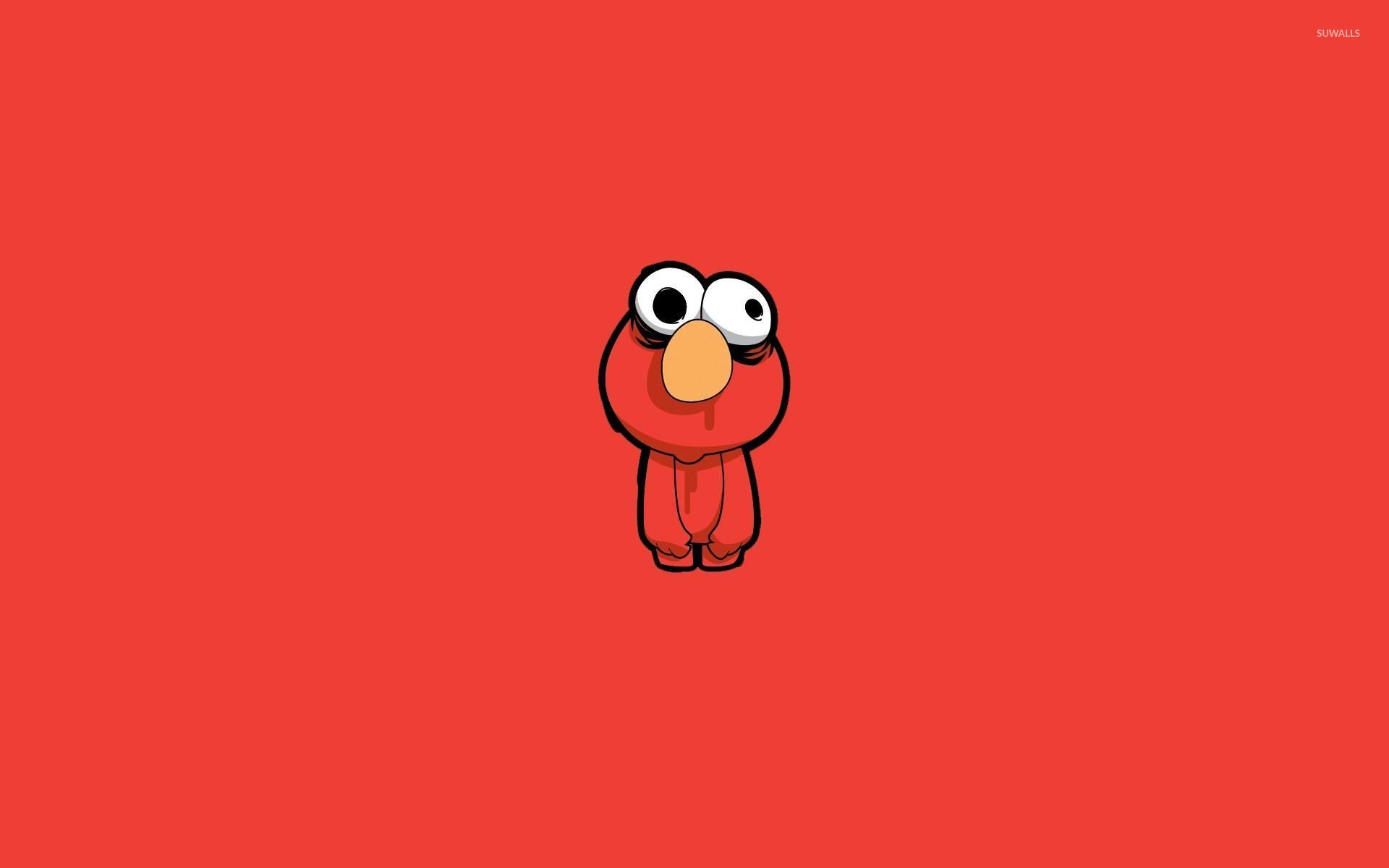 Zombie Elmo wallpaper Funny wallpapers 29496