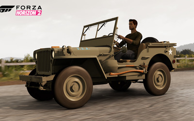 1945 Jeep Willys MB - Forza Horizon 2 wallpaper