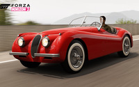 1954 Jaguar XK120 SE - Forza Horizon 2 wallpaper 1920x1080 jpg
