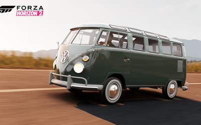 1963 Volkswagen Type 2 De Luxe - Forza Horizon 2 wallpaper