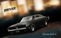 1969 Dodge Charger R/T - Driver: San Francisco wallpaper 1920x1080 jpg